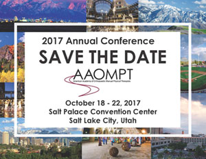 2017 Conference Save the Date
